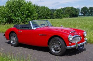 Austin Healey MKIII Ph.2, 1964