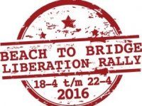 Beach to Bridge Liberation Rally 2016