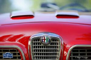 Alfa Romeo 2000 Spider, 1962