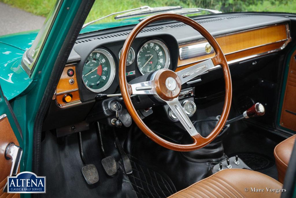 Alfa Romeo Giulia, 1973