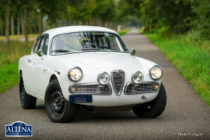 Alfa Romeo Giulietta Sprint Veloce, 1960