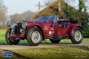 Alvis Speed 25 4.3 Litre Special, 1936