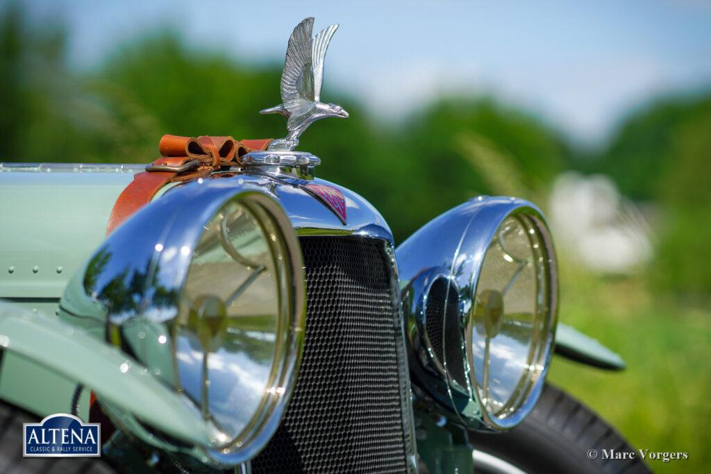 Alvis Silver Eagle Special, 1934