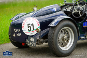 Alvis Silver Eagle Special, 1935