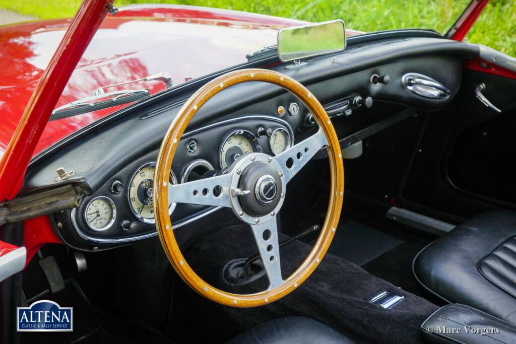 Austin Healey 100/6, 1959