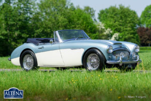 Austin Healey MK IIa, 1963