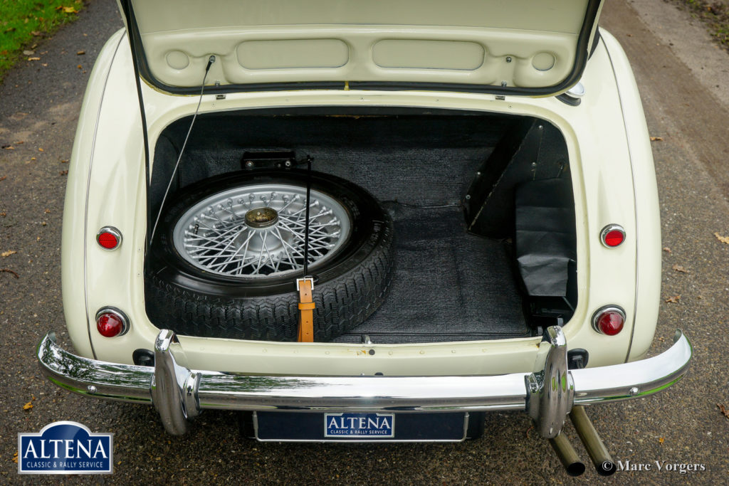 Austin Healey MK III, 1964