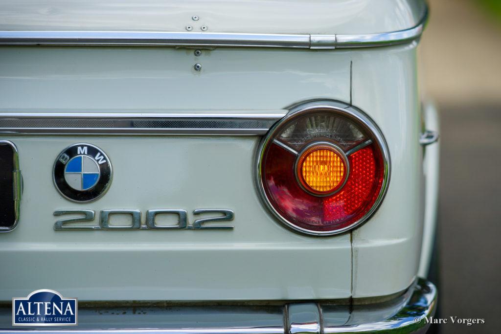 BMW 2002 Rally, 1969