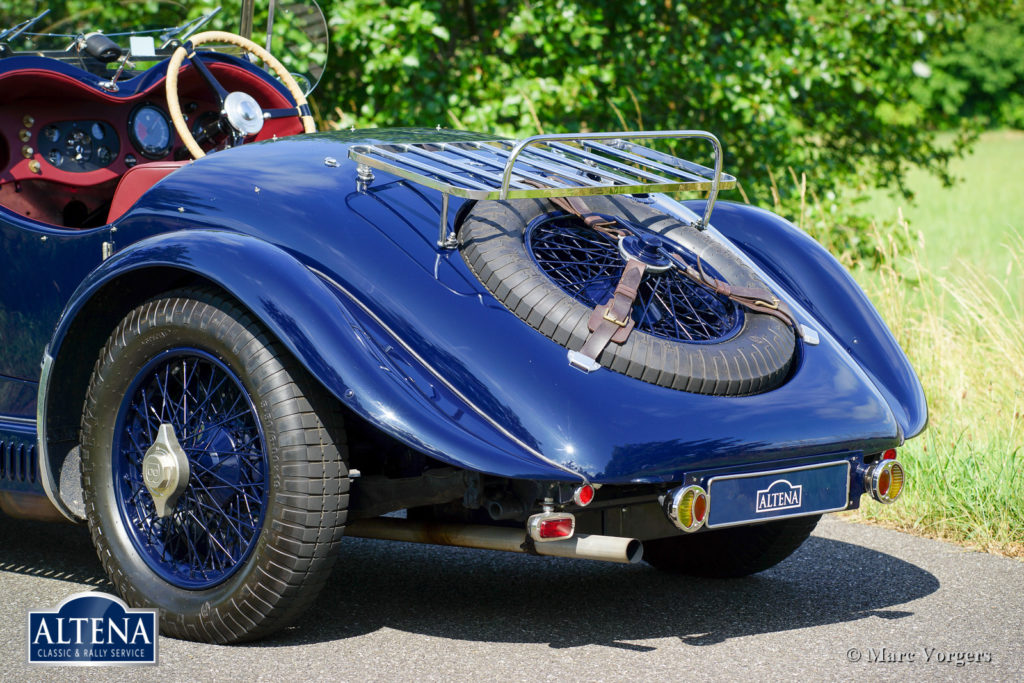Bentley Alpine Special, 1954