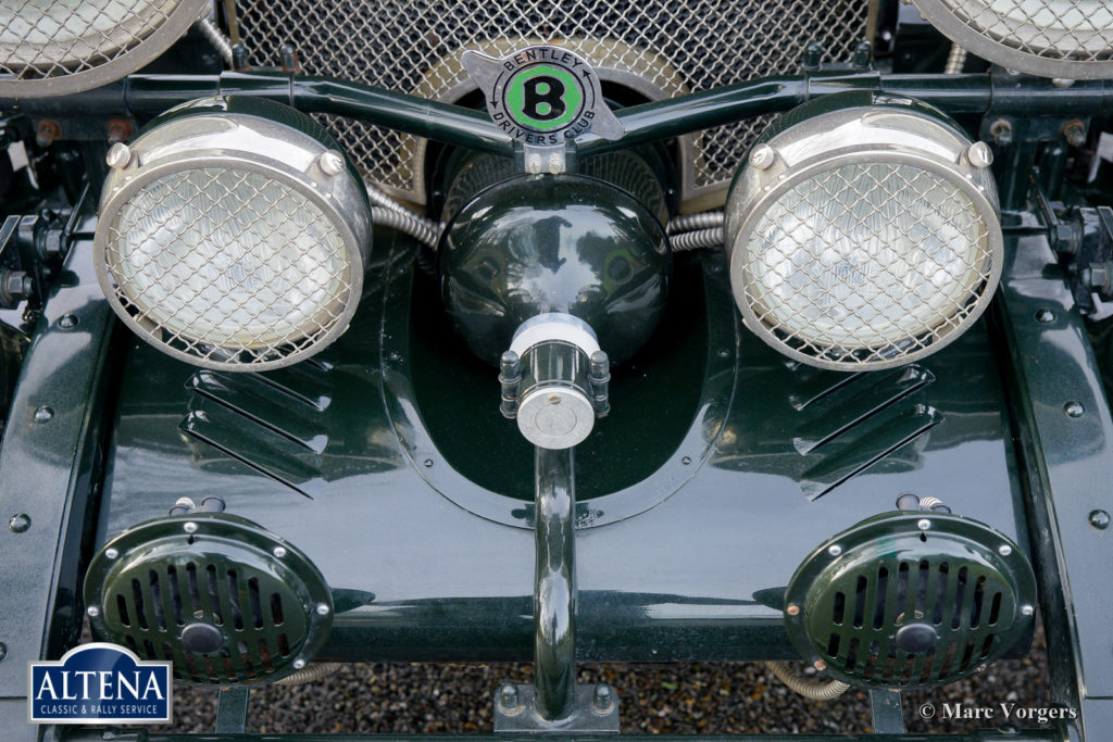 Bentley speed 8 'le mans', 1951