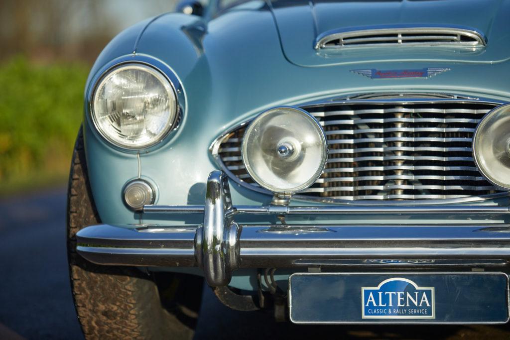 Austin Healey 100/6, 1957