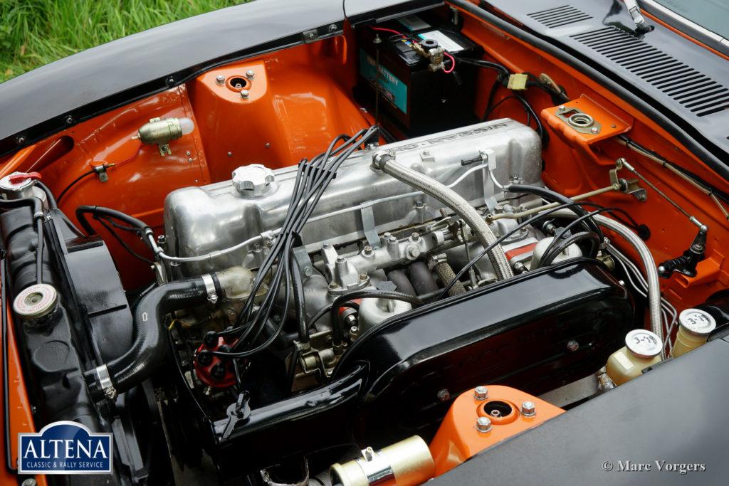 Datsun 240Z Rally, 1971