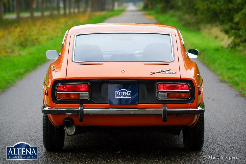 Datsun 240Z, 1970