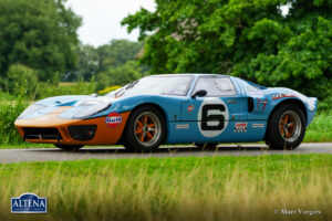 Ford GT 40, 1966