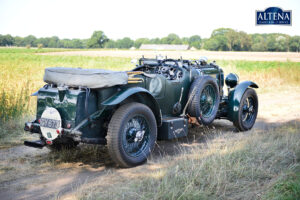 Bentley 8 Litre Le Mans, 1932