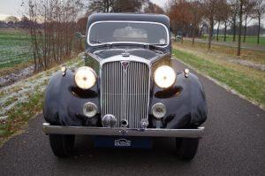 Rover 14 Saloon, 1939