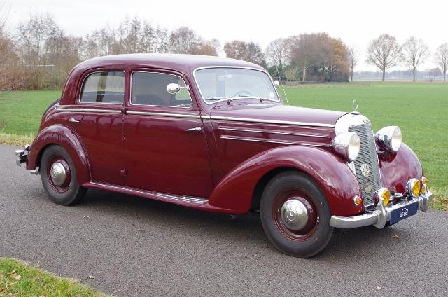Mercedes 170 S ,1952