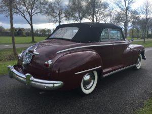 Dodge D24 Convertible, 1948