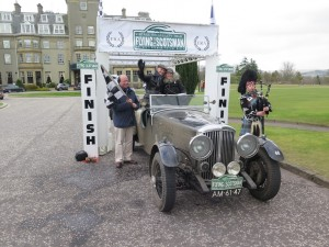 Bentley - Flying Scotsman Endurance Rally