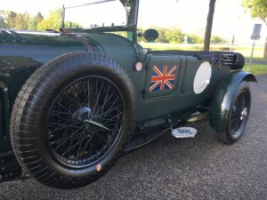 Bentley 3/4.5 Litre Open Tourer, 1924