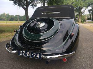 BMW 327 Cabriolet, 1938
