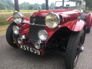 Alvis Speed 20 Special, 1935