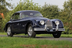 Jaguar XK 150 Fixed Head Coupe, 1958