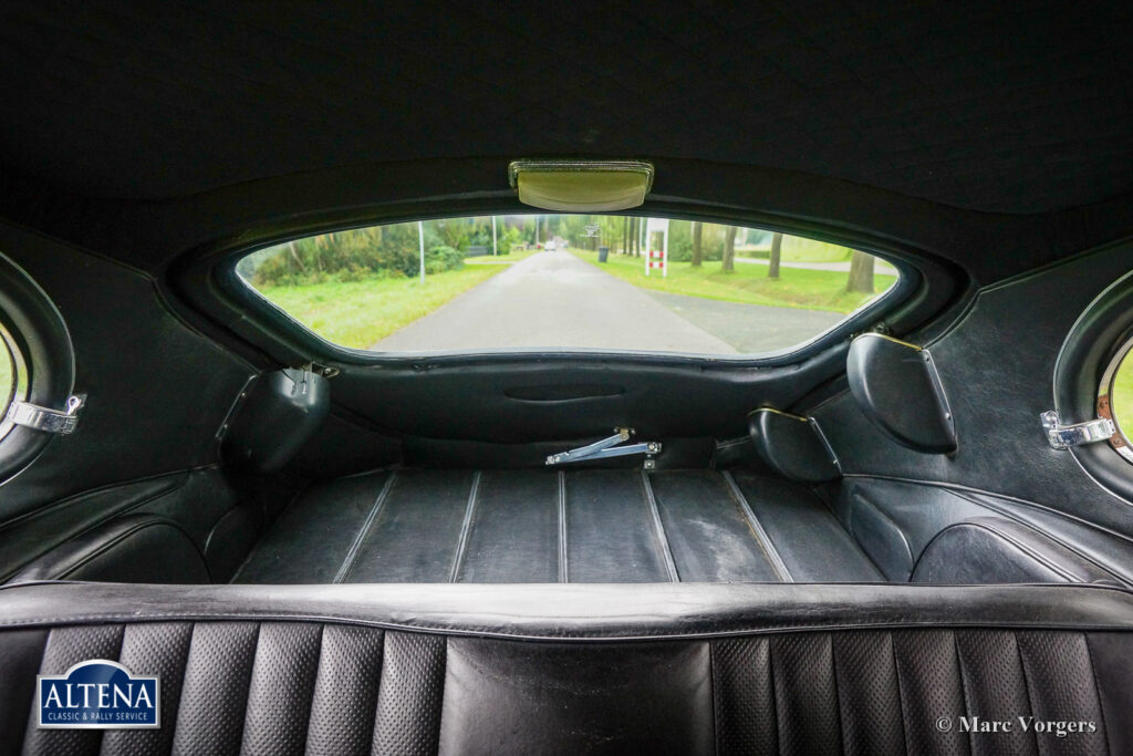 Jaguar E type V12 SIII, 1971