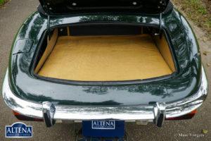 Jaguar E type V12 SIII Cabriolet, 1973