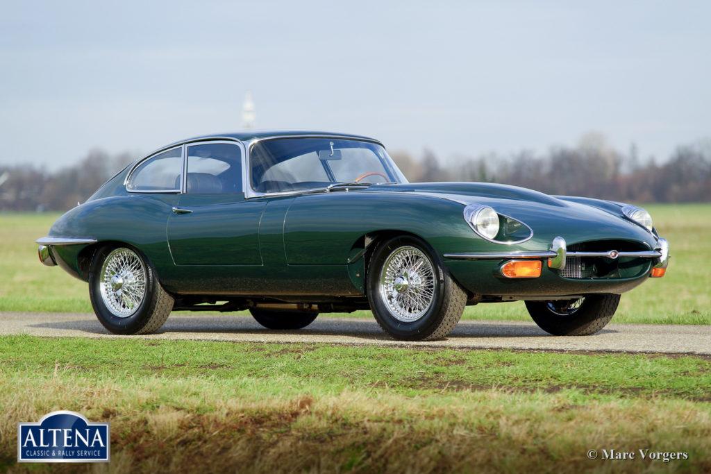 Jaguar E-type 4.2 Litre FHC, 1969