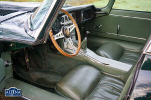 Jaguar E Type S1 3.8 Litre FHC, 1963
