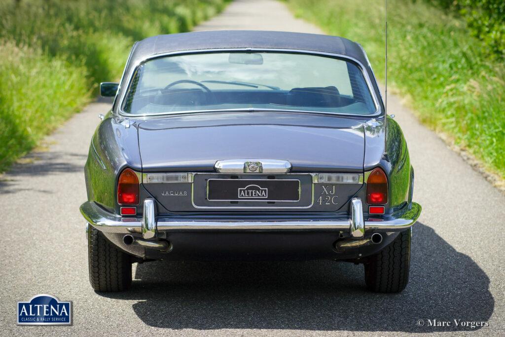 Jaguar XJ6 Coupé, 1976
