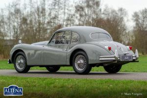 Jaguar XK 140 FHC, 1958