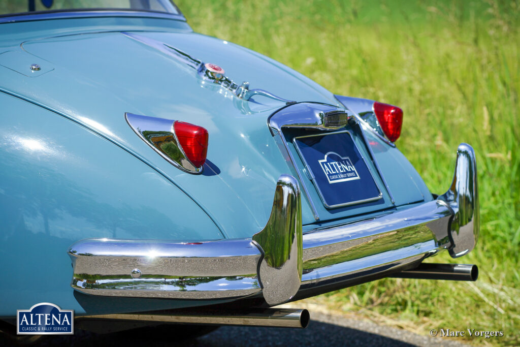 Jaguar XK 150 FHC, 1959