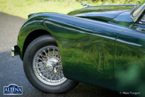Jaguar XK 150 3.8 FHC, 1961