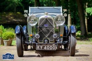 Lagonda 3 ½ litre T-type Tourer, 1933