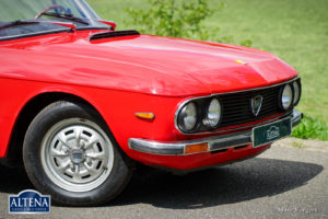 Lancia Fulvia 1300, 1972