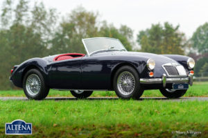 MG A 1600 Roadster, 1960