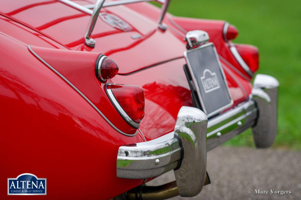 MG A 1600 Roadster, 1961