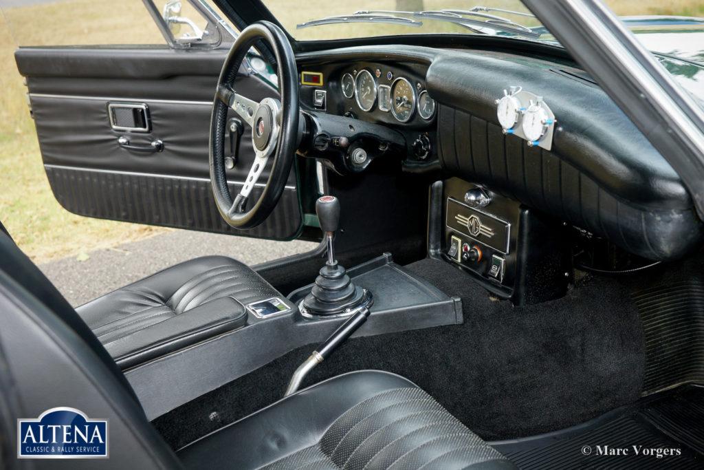 MG B GT, 1970