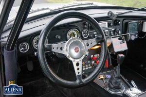MG B GT V8 Rally, 1975