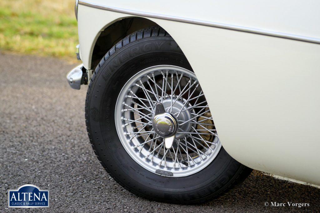 MG B, 1965