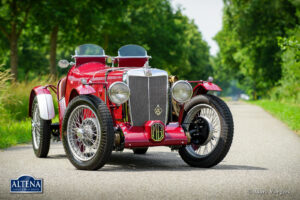 MG Q Type Special, 1937