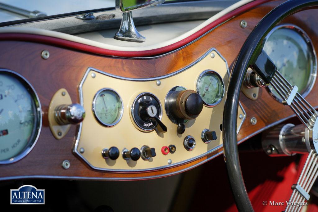 MG TC, 1948