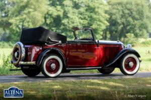 Mercedes W21 '200' Kurz, 1933