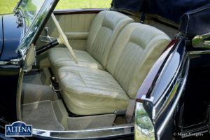 Mercedes 220A Cabriolet, 1951