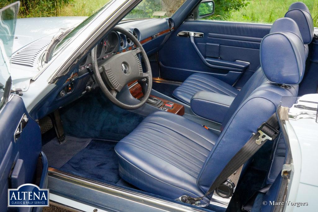 Mercedes 450 SL, 1979