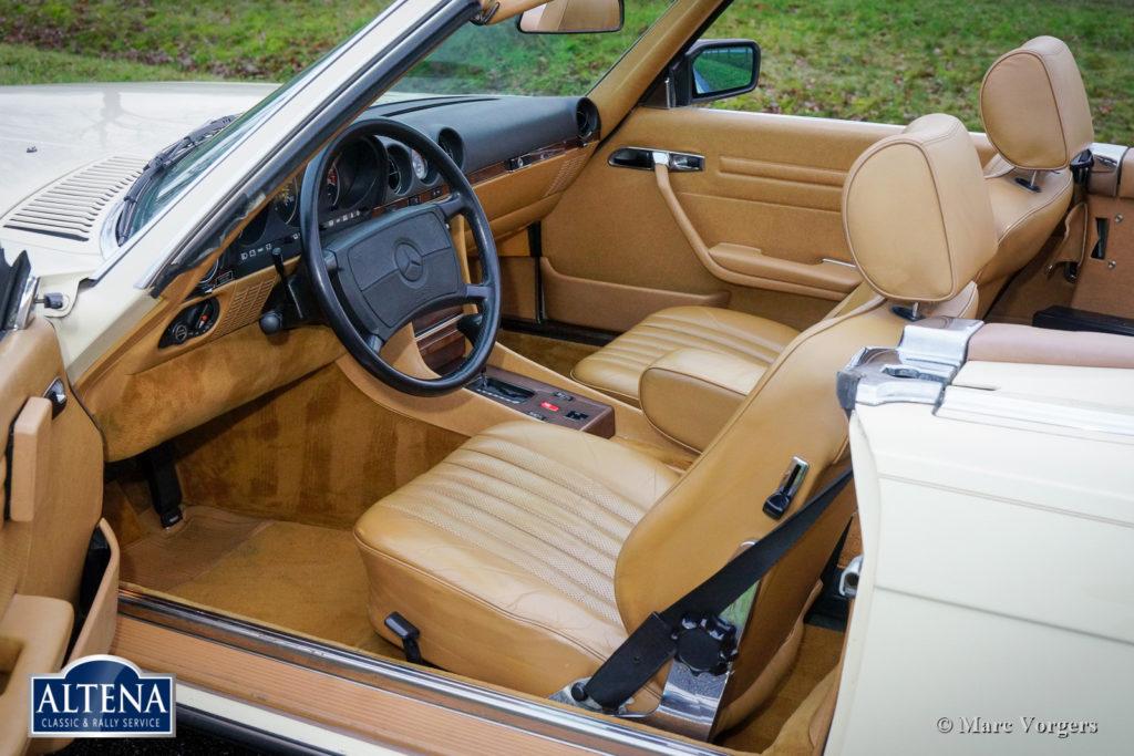 Mercedes 560SL, 1989