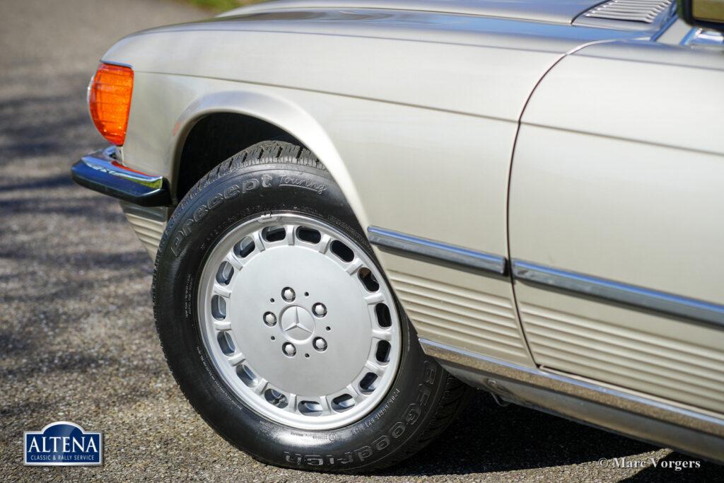 Mercedes 560 SL, 1988