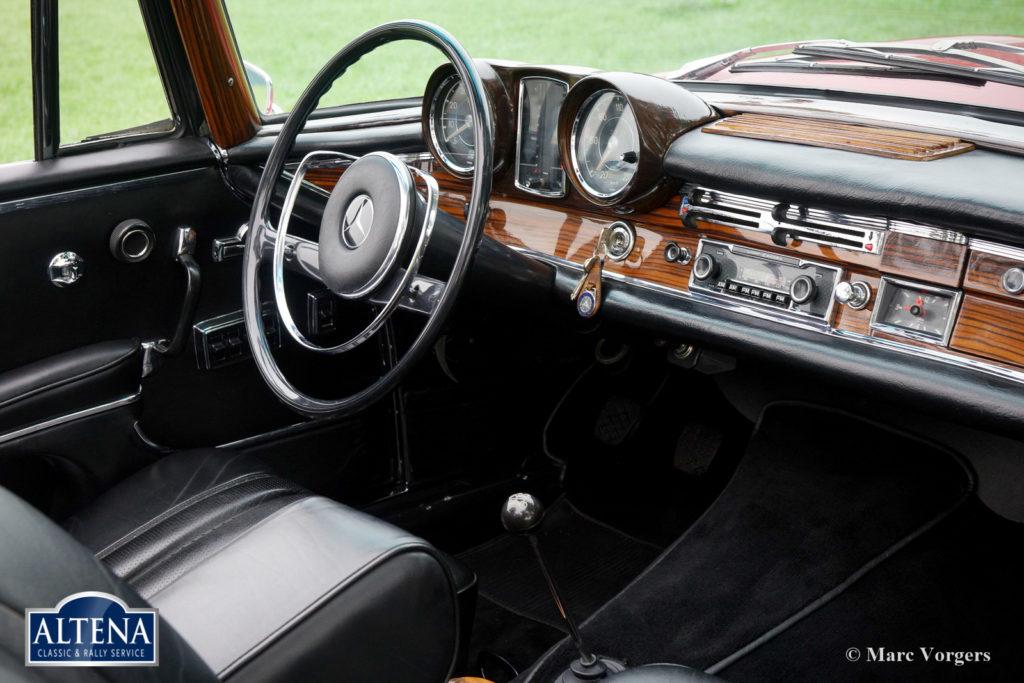 Mercedes 300 SE, 1966